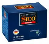 SICO 49 mm kondómy (50 ks)