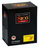 SICO vzrušujúce kondómy (100 ks)