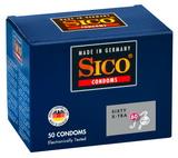 SICO X-tra 60 mm kondómy (50 ks)