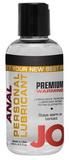 Análny hrejivý lubrikant Premium Warm JO (135 ml)
