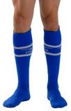 Športové ponožky Mister B modré