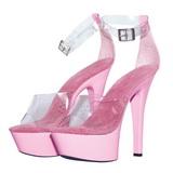 Sandále Verona ružové