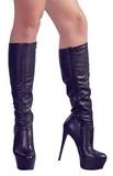 Vysoké čižmy pod kolená