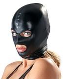 Čierna maska na hlavu