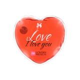 LoversPremium - hrejivé masážne srdiečko Love
