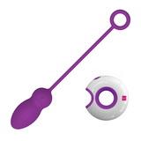 LoversPremium - vibračné vajíčko O-Remote Control Egg Leya Purple