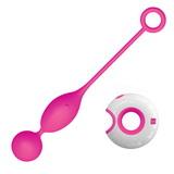 Vibračné vajce LoversPremium - O-Remote Control Egg Rose Julia