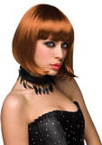 Parochňa Pleasure Wigs Cici red