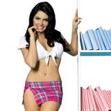 Nevinná školáčka Obsessive Schoolgirl