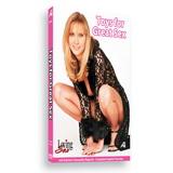 Náučné DVD - Hračky pre skvelý sex