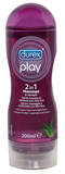 Play Massage masážny gél Durex (200 ml)