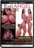 DVD - Nacho's Nasty Threesomes
