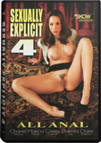 DVD - Sexually Explicit 4