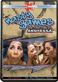 DVD - Nasty Games - 1st Time of Andressa