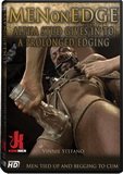 DVD - Alpha Stud Gives in to a Prolonged Edging