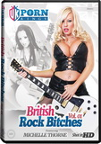 DVD - British Rock Bitches Vol. 1
