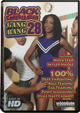DVD - Black Cheerleader Gangbang 28