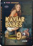 DVD - Kaviar Babes 9