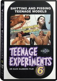 DVD - Teenage Experiments 6