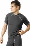 Pánske tričko gWinner Classic V šedé