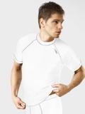 Pánske tričko gWinner Classic V biele