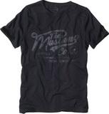 Pánske tričko Mustang 5506-2100-400 čierne