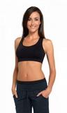 Fitness top gWinner Hana IV čierny