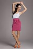 Dámska sukňa Figl M080 ružová