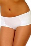 Dámske nohavičky Modo 22 biele