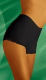 Sťahovacie nohavičky Wolbar Dixi čierne