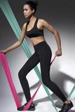 Fitness legíny BasBleu Activella čierne