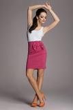 Dámska sukňa Figl M080 fuchsiová