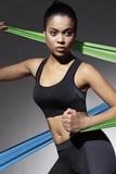 Fitness top BasBleu Teamtop 30 čierny