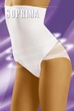 Sťahovacie nohavičky Wolbar Suprima biele