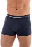 Bezšvové boxerky Brubeck BX10430 jeansové
