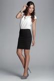 Dámska sukňa Figl M084 čierna