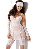 Rukavičky Axami V-5145 DAISY biele