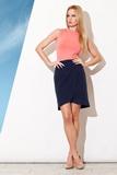 Dámska sukňa Figl M272 granátová