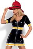 Dámsky kostým Obsessive Firegirl
