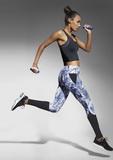Fitness legíny BasBleu Trixi