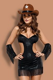 Erotický kostým Obsessive Sheriffia