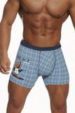 Pánske boxerky Cornette Tattoo 280112 modré