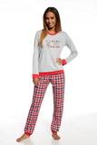 Dámske pyžamo Cornette 671122 Winter