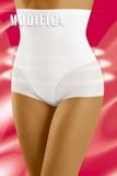 Sťahovacie nohavičky Wolbar Modifica biele