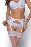 Dámske nohavičky Gorsenia Abigal 287 biele