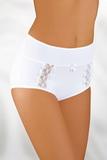 Dámske nohavičky Babell 005 biele