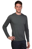 Pánske tričko Cornette 214 grafitové