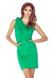 Dámske šaty Morimia 009-4 zelené