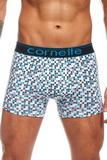 Pánske boxerky Cornette High emotion 50862 šedé