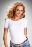 Dámske tričko Eldar Arabella biele